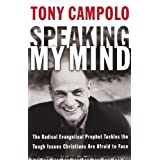 Speaking My Mindby Tony Campolo