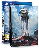 Star Wars Battlefront Steelbook (Amazon Exclusive) (PS4)