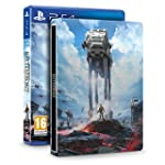 Star Wars Battlefront Steelbook (Amaz...