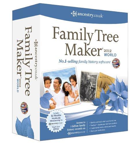 Family Tree Maker 2012 World Edition (PC)