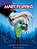 VARIOUS Sherman Mary Poppins The New Musical Easy Pf Book (Easy Piano Songbook)
