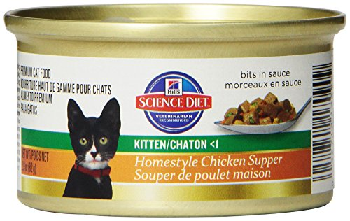Hill's Science Diet Kitten Homestyle Chicken Supper