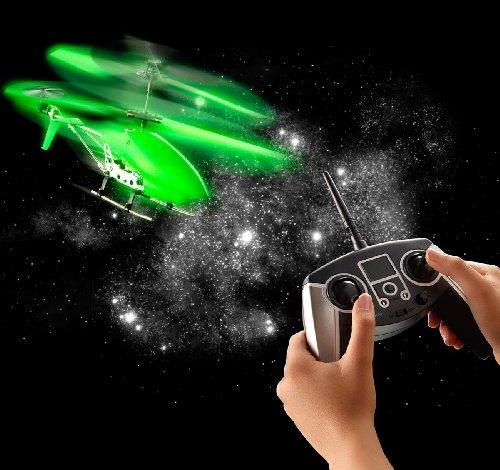 """Simulus Nachleuchtender 3,5-Kanal-Hubschrauber """"GH-324.ghost"""", 2,4 GHz - 3"""