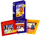 Books of Wonder Oz Box Set: The Wonderful Wizard of Oz / The Marvelous Land of Oz / Ozma of Oz (0064409473) by L. Frank Baum