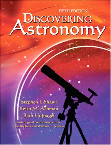 Discovering Astronomy