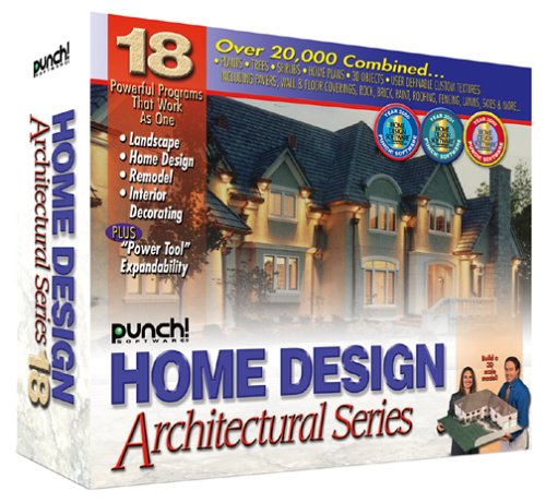 Punch! Home Design Architectura Series 18
