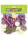 Winners Medals Party Bag Fillers, Pac...