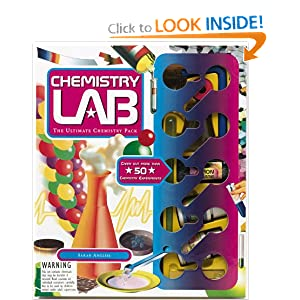 Chemistry Lab: A Science Lab Kit (Science Lab Books)