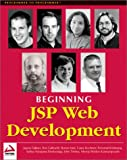 img - for Beginning JSP Web Development book / textbook / text book