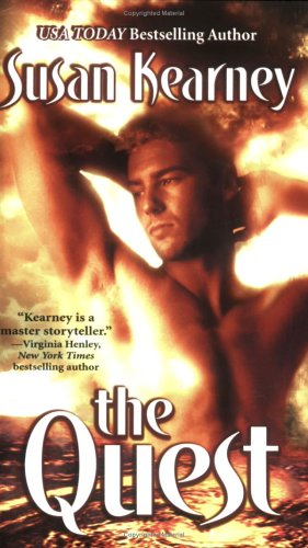 The Quest (The Rystani Series, Book 4), Susan Kearney