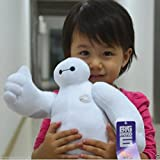 2014 NEW Disney Store Big Hero 6 Baymax Stuffed Plush Robot Doll 12 arms move