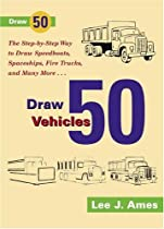 Free Draw 50 Vehicles Ebook & PDF Download