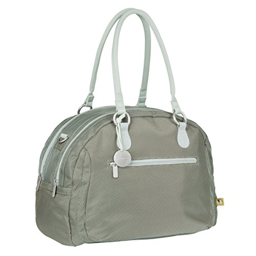 Lassig Bowler Bag, Metallic Frosty