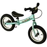 bike*star 30.5cm (12 Inch) Kids Learner Balance Beginner Run Bike Sport - Light Blueby Star-Trademarks