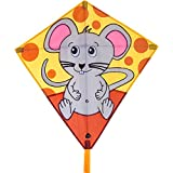 Hq Kites Eddy Mouse Diamond Kite