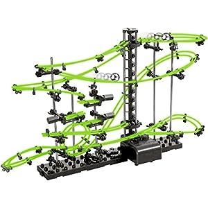 IGGI SpaceRail Perpetual Rollercoaster, Glow In The Dark - Level 2