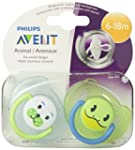 Philips Avent BPA Free Animal Pacifie...