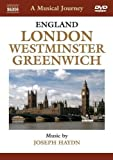 A Musical Journey - England: London, Westminster and Greenwich [2008] [DVD]