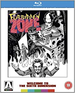 Forbidden Zone (Arrow Video) [Blu-ray]