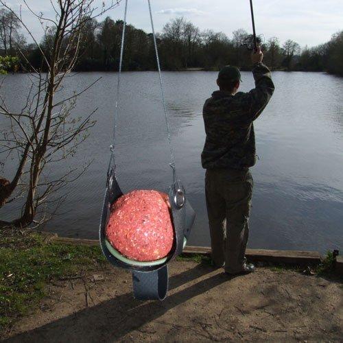 американская сеть для рыбалки видео