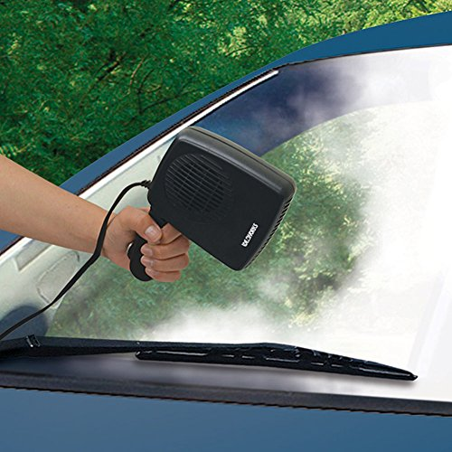 SM NEW Portable Auto Heater Defroster 12 Volt Car Heating Electric Travel Vehicle Fan (Electric Car Heater Defroster compare prices)