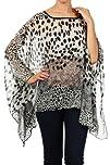 Kiwi Co. Women's Spot on Leopard Chif…