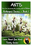 img - for ANTS: Learn About Your World - Arthropod Series - Book 1 (Nature - Arthropod Series) book / textbook / text book