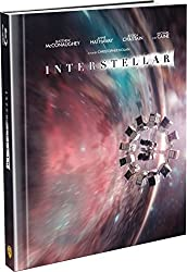 Interstellar (Limited 2-Disc Digibook Edition) [Blu-ray] [2015] [Region Free]