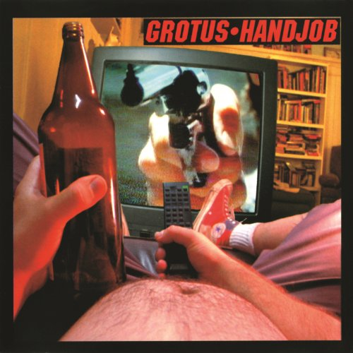 Original album cover of Handjob by Grotus
