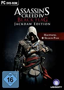 Assassin's Creed 4 Black Flag Jackdaw Edition - [PC]