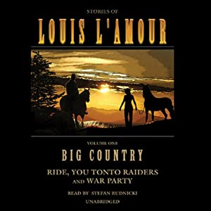 Big Country Audiobook