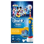 Braun Oral-B Stages Vitality Mickey M...