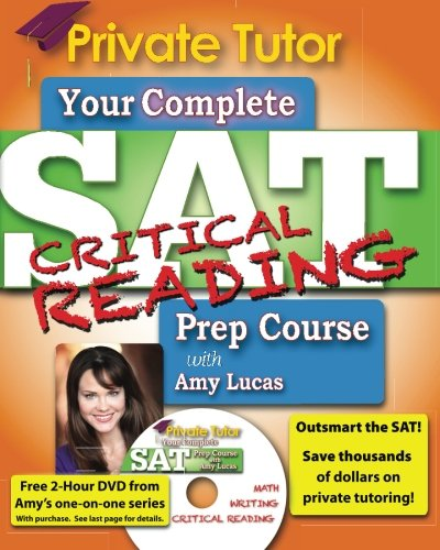 Private Tutor - Your Complete SAT Critical Reading Prep Course (Private Tutor Sat Prep Course) (Sat Vocabulary College Board compare prices)