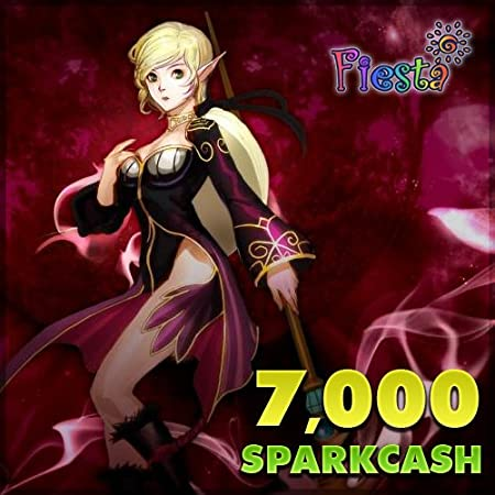 7,000 Sparkcash: Fiesta Online [Game Connect]