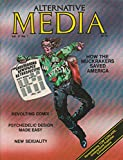 Alternative Media Magazine Volume 11 #1 1979 Revolting Comix, New Sexuality, Psychedelic Design Made Easy
