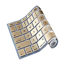Go crazzy Keyboard Silicone Cover Skin for MacBook 12