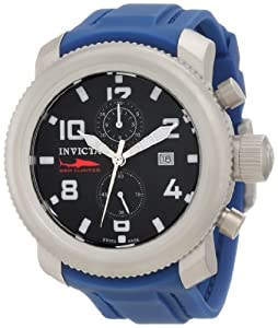 Invicta-1858-Hunter-Chronograph-Polyurethane