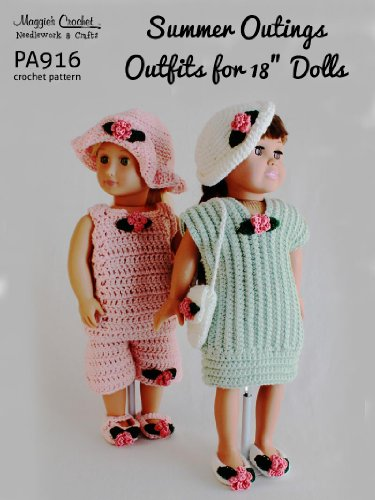 Crochet Pattern Summer Outings PA916-R