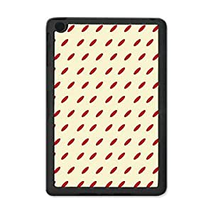 Skin4Gadgets ABSTRACT PATTERN 220 Tablet Designer BLACK SMART CASE for APPLE IPAD MINI2