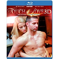 Touch of Love 3D - THE INTENSE ORGASM MASSAGE (Blu-ray 3D &amp; 2D Version) REGION FREE