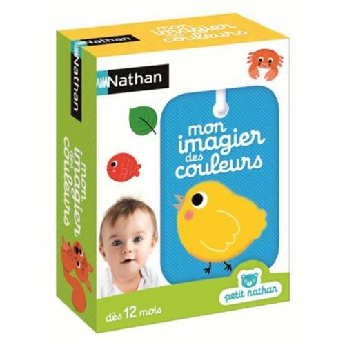 Nathan - 31434 - Mon Imagier des Couleurs