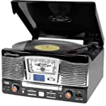 Trevi TT1064E Retro Vinyl Record Play...