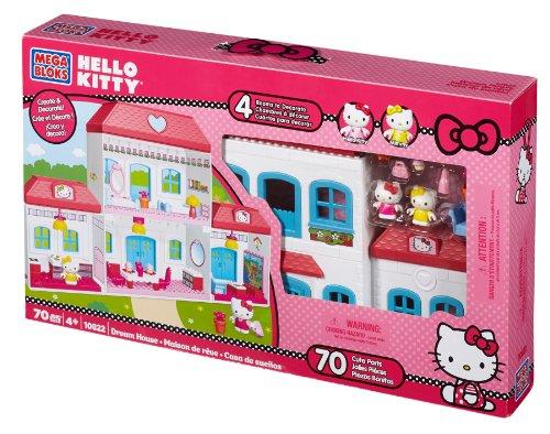 Megabloks hello kitty house recomended products - Lego hello kitty maison ...