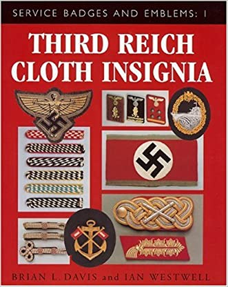 Third Reich Cloth Insignia: Service Badges and Emblems 1