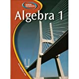img - for Algebra 1: Teachers Wraparound Edition book / textbook / text book