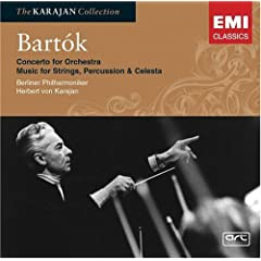 Bartók: Concerto for Orchestra; Music for Strings