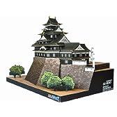 ペーパークラフト復元「岡山城」