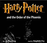 Harry Potter and the Order of the Phoenix (Book 5 - Unabridged Audio Cassette Set - Adult Edition)
