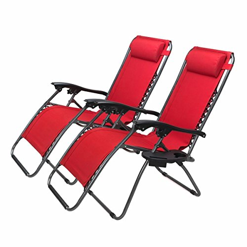 2-chairs-zero-gravity-chair-recliner-utility-tray-pool-navy-red