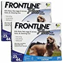 Merial Frontline Plus for Dogs, 23 to 44-Pound, 12-Pack